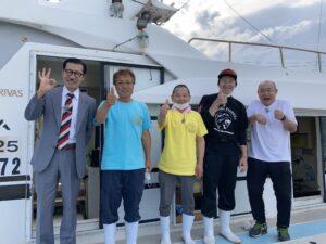 東海テレビ・キャッチ取材