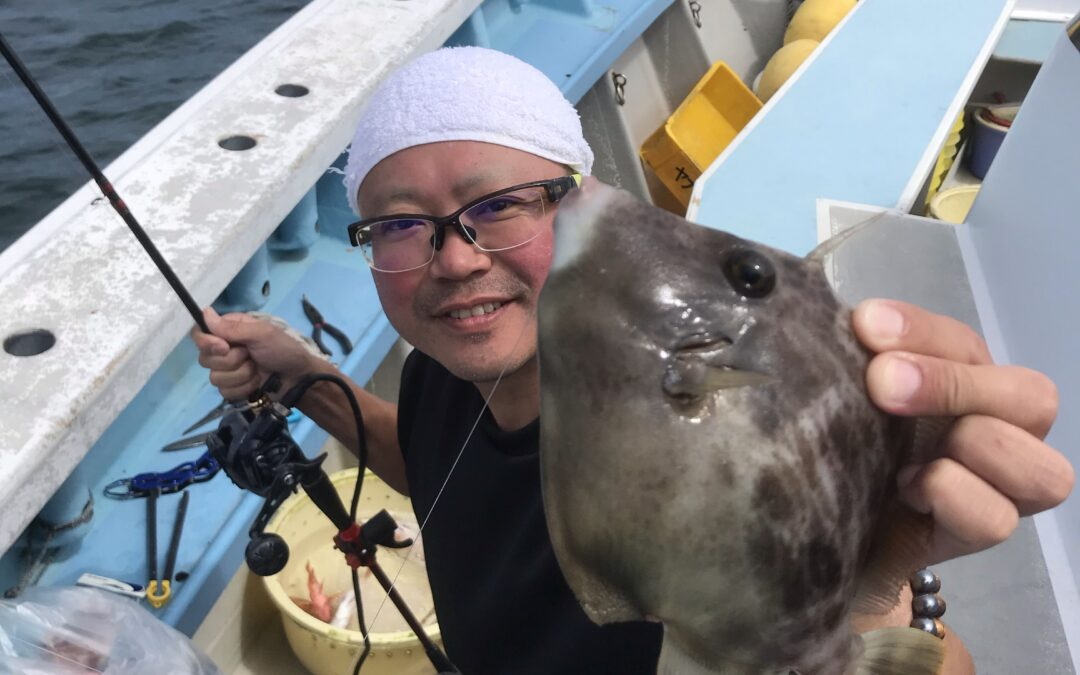 20日ウタセ五目釣り
