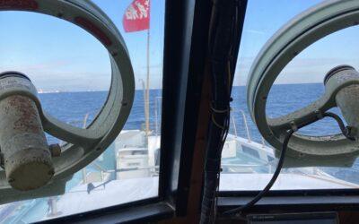 19日警戒船
