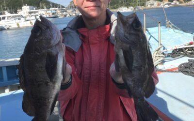 23日ウタセ五目&タチウオ釣り