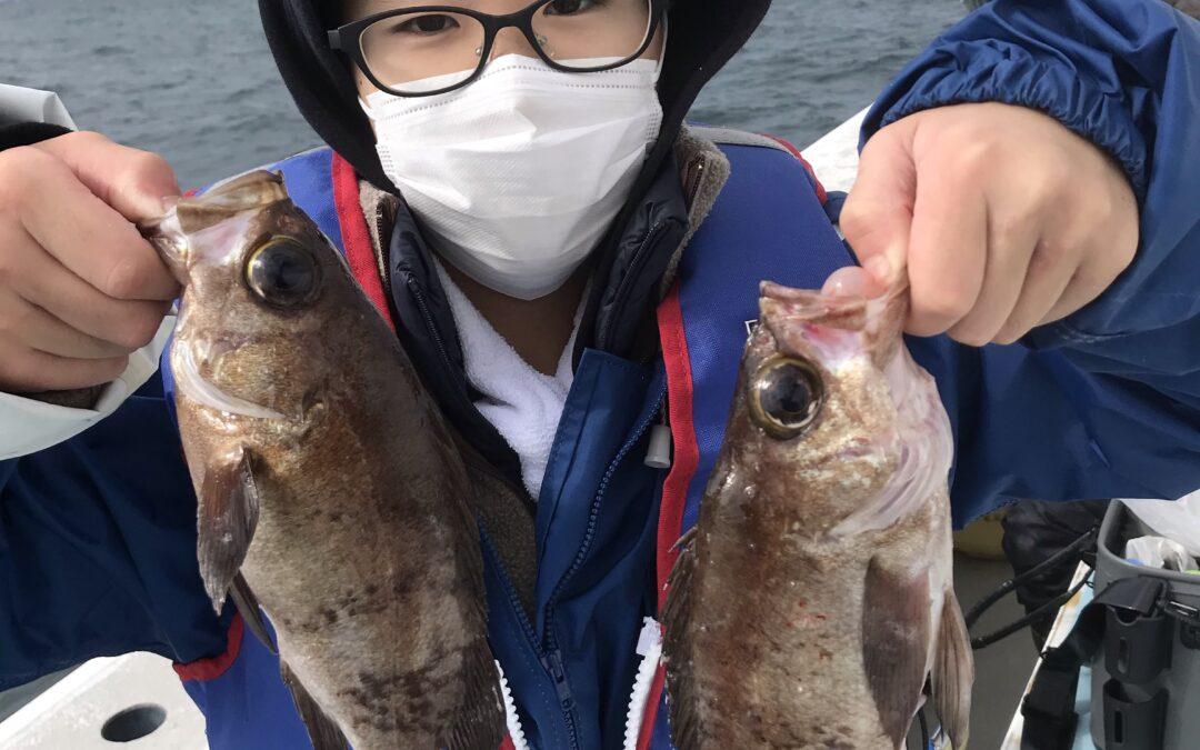 24日ウタセ五目&タチウオ釣り