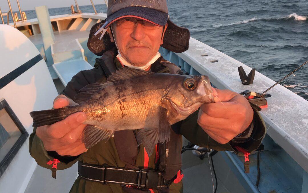 28日ウタセ五目&タチウオ釣り